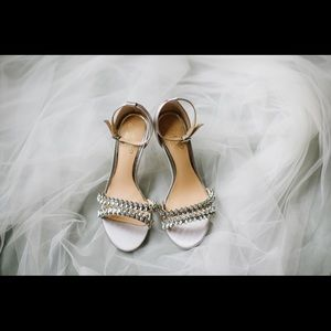 Jewel by Badgley Mischka Strappy Heel